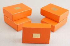 """(5) New James Avery Jewelry Presentation Box fr Case 3-1/4""""x2-1/4""""x1-1/4"""" ShFREE"""