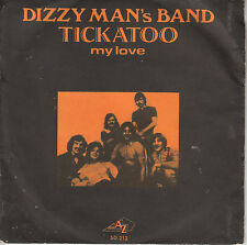 45TRS VINYL 7''/ FRENCH SP DIZZY MAN'S BAND / TICKATOO