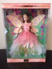 Mattel Barbie Fairy Of The Garden Collector Doll NRFB New Box Second In Series