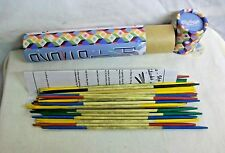 #CS-RD WILD & WOLF RIDLEY'S HOUSE OF NOVELTIES TRADITIONAL WOODEN PICK-UP STICKS