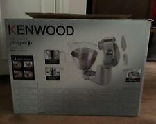 """KENWOOD MIXER + BLENDER, BRAND NEW  BOXED, KM280 / KM282 """"PROSPERO"""""""