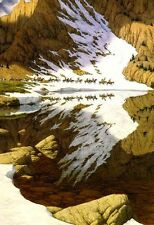 Bev Doolittle SEASON OF THE EAGLE Sold Out Limited Edition