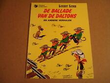 STRIP / LUCKY LUKE N° 17 - DE BALLADE VAN DE DALTONS