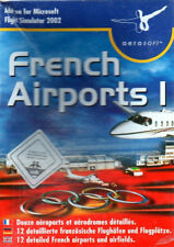 French Airports 1 Flight Simulator 2002 - PC