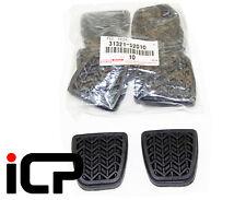 2 Genuine Clutch Brake Pedal Rubber Cover Pad For Toyota Avensis T25 Corolla E12