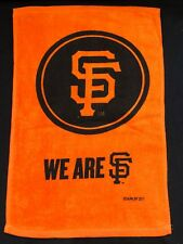 Rally Rag Towel We Are SF San Francisco Giants SGA New 4/10/18