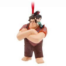 RALPH AND VANELLOPE SKETCHBOOK ORNAMENT - RALPH BREAKS THE INTERNET NEW 2018 AUT