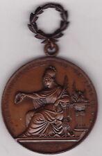 SPLENDIDE Médaille avec bélière ASSOCIATION POLYTECHNIQUE ,COURS GRATUITS