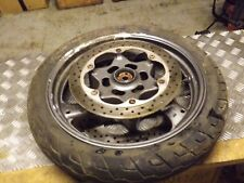 YAMAHA xj900 xj900s xj900n diversion 94-03 front wheel with tyre (bare)