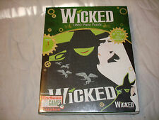 "Wicked the Musical 19"" x 26"" Puzzle 1000 Pieces Endless Games Level 3 Item #5000"