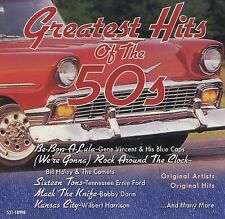 Greatest Hits of the 50's (1996 Canadian 10 Track CD) * BOBBY DARIN * BILL HALEY
