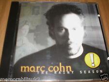 Marc Cohn - Rainy Season Rare Original Hand Signed CD