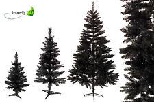 Tannenbaum Schwarz Künstlicher Weihnachtsbaum Kunstbaum Christbaum Kunststoff