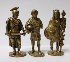 Metallfiguren Soldatini Kinder serie Soldati Romani 50mm ottone