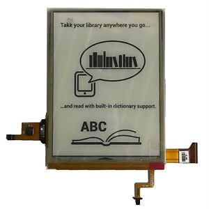 LCD Display For PocketBook Touch Lux 4 627(Touch Screen With LCD backlight)