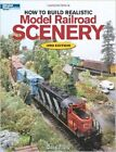 Kalmbach 12216 How to Build Realistic MR Scenery New Free Shipping