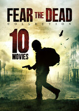 10 Movie Fear The Dead Collection - DVD Region 1