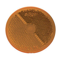 """Grote 40073 2 1/2"""" Round Stick-On Reflector"""