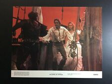 "MICHAEL DOUGLAS 11x14 ""JEWEL OF THE NILE"" FILM PROMO THEATER LOBBY CARD"