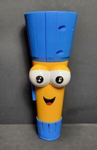 Disney Handy Manny Flicker Flashlight Mattel 2008 Talks - Does not light up