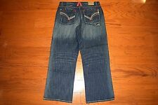 COOGI - BAGGY LOOSE Fit Blue Jeans - Men Size 42 x 34 - NWT - MSRP $125.00