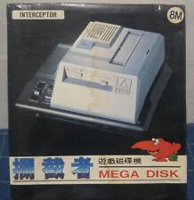 Sega Mega Disk Interceptor 8M