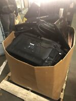 """Lot of 200 Broken Screen TVs 40"""" and Under For Parts Resale AS-IS Pickup ONLY"""