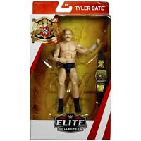 WWE Mattel Elite Collection TYLER BATE UK Champion Exclusive NXT Action Figure