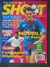 Shoot Football Magazine 25th September 1993