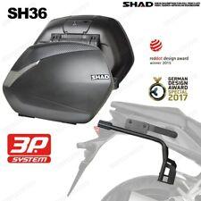 Set Shad Bilder + Koffer 3P System SH36 Honda NC750 X' 16-18 / S' 16-17