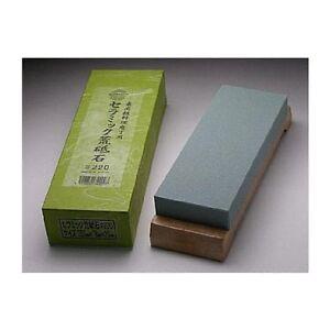 Japan waterstone whetstone sharpening stone sharpen #220 SIGMA POWER CERAMIC