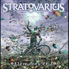 Stratovarius - Elements Pt. 2 (CD, 2003, Nuclear Blast Records, Germany)