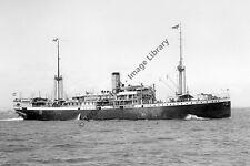 rp13867 - Dutch Cargo Ship - Roggeveen , built 1915 - photo 6x4