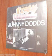 33 giri vinile LP NUOVO I grandi del jazz fabbri 1979 GDJ 67 johnny dodds