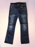 Diesel Rame Damen Jeans Hose Blau Stonewashed W28 L32