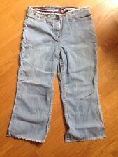 Jeans corsaires, pantacourts pour femme taille 34 | eBay