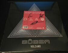 FIRMADO - SOBER - VULCANO LP + CD + CD DEMOS FIRMADO POR EL GRUPO -
