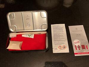 Swiss Victorinox Amenity Kit