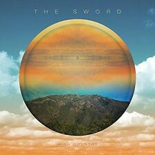 The Sword - High Country [New CD]