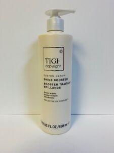 TIGI Copyright Custom Care Shine Booster - 15.22oz