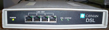 Cayman 3220-H Dsl Router / 4 Port Ethernet Hub Brand New In Box
