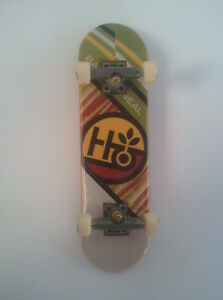 "TECH DECK - Miniature Skateboard x1 - ""BAXTER O'NEAL"" HABITAT - Fingerboard"