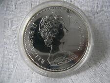 MÜNZE CANADA 1 DOLLAR SILBER 500 – ER 1876 -1976
