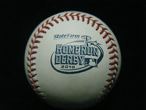 Rawlings State Farm 2010 Home Run Derby Angels David Ortiz baseball