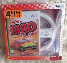 Mad Tracks Pack Neuf ( Nintendo Wii )