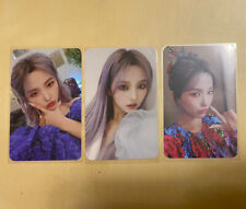 (G)i-dle I Burn Official photocard gidle g idle Soyeon (pick one)