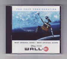 (CD) Wall-E - OST / FYC PROMO / Score / 31 Trk