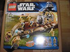 Lego Star Wars 7929 The Battle of Naboo Top Neu mit 12 Figuren !!!!!!!!!!!!!!!!!