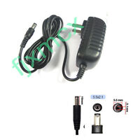 110-240V 12V 1A/1000mA 5.5 * 2.1MM Wall Charger AC Power Supply Adapter US Plug