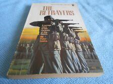 Vintage Pulp War Fiction - THE BETRAYERS - Peter Leslie - NEL, 1972